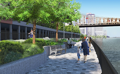 east midtown greenway project