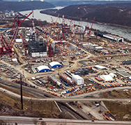 Pennsylvania Chemicals Shell Cracker Plant Project